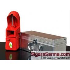 İtaliano Lüks Sandıklı Tütün Sarma Makinası