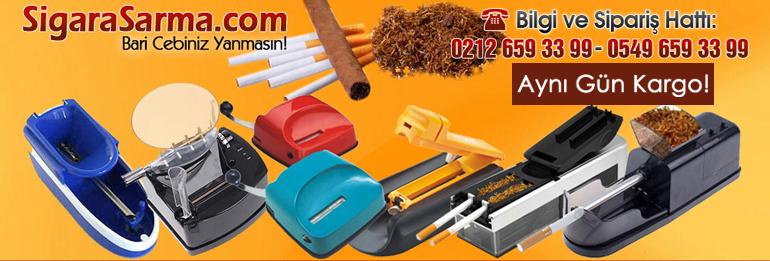 Sigara Sarma Makinaları